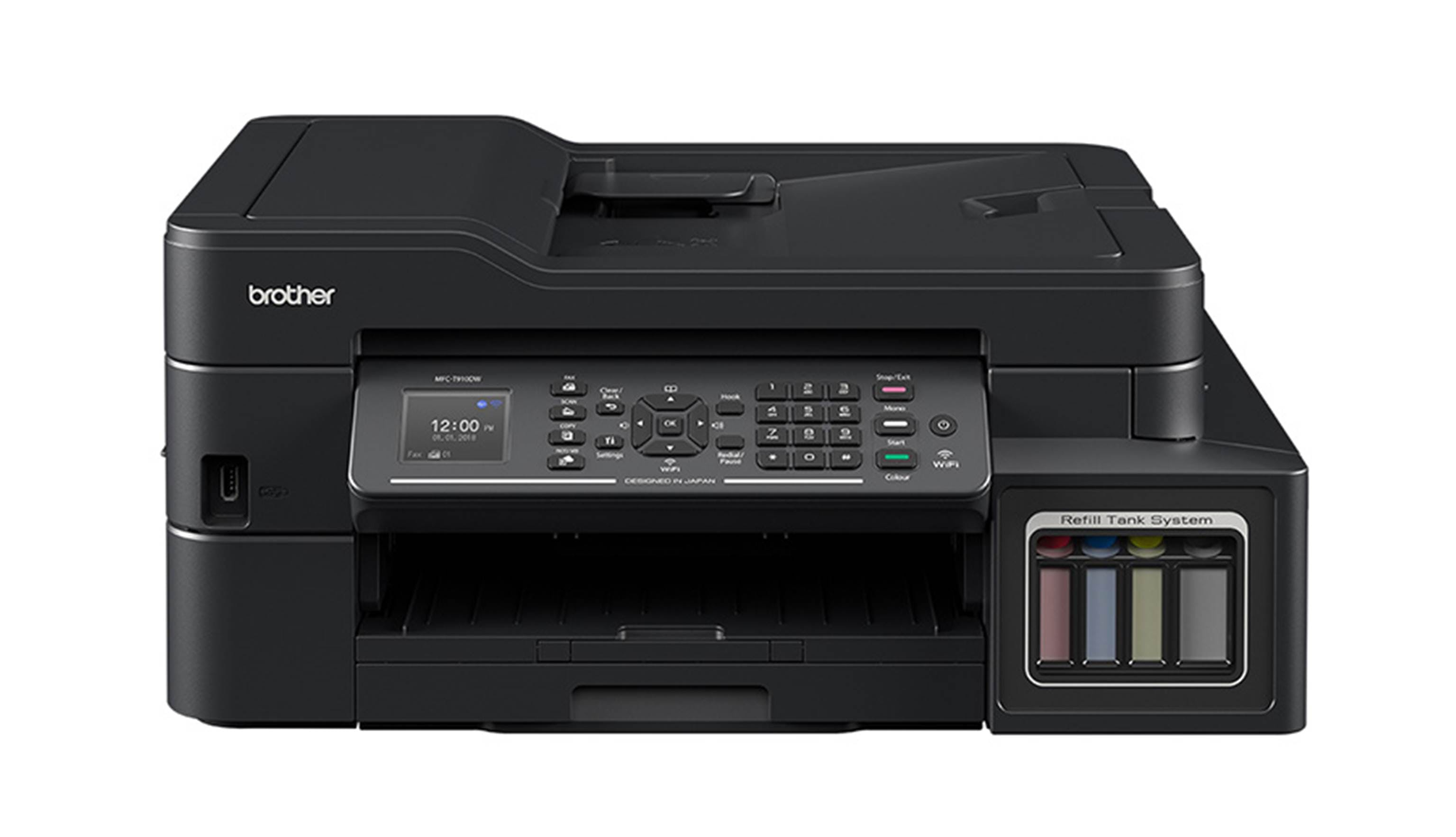Brother MFC-T910DW All-in-One Ink Tank Printer