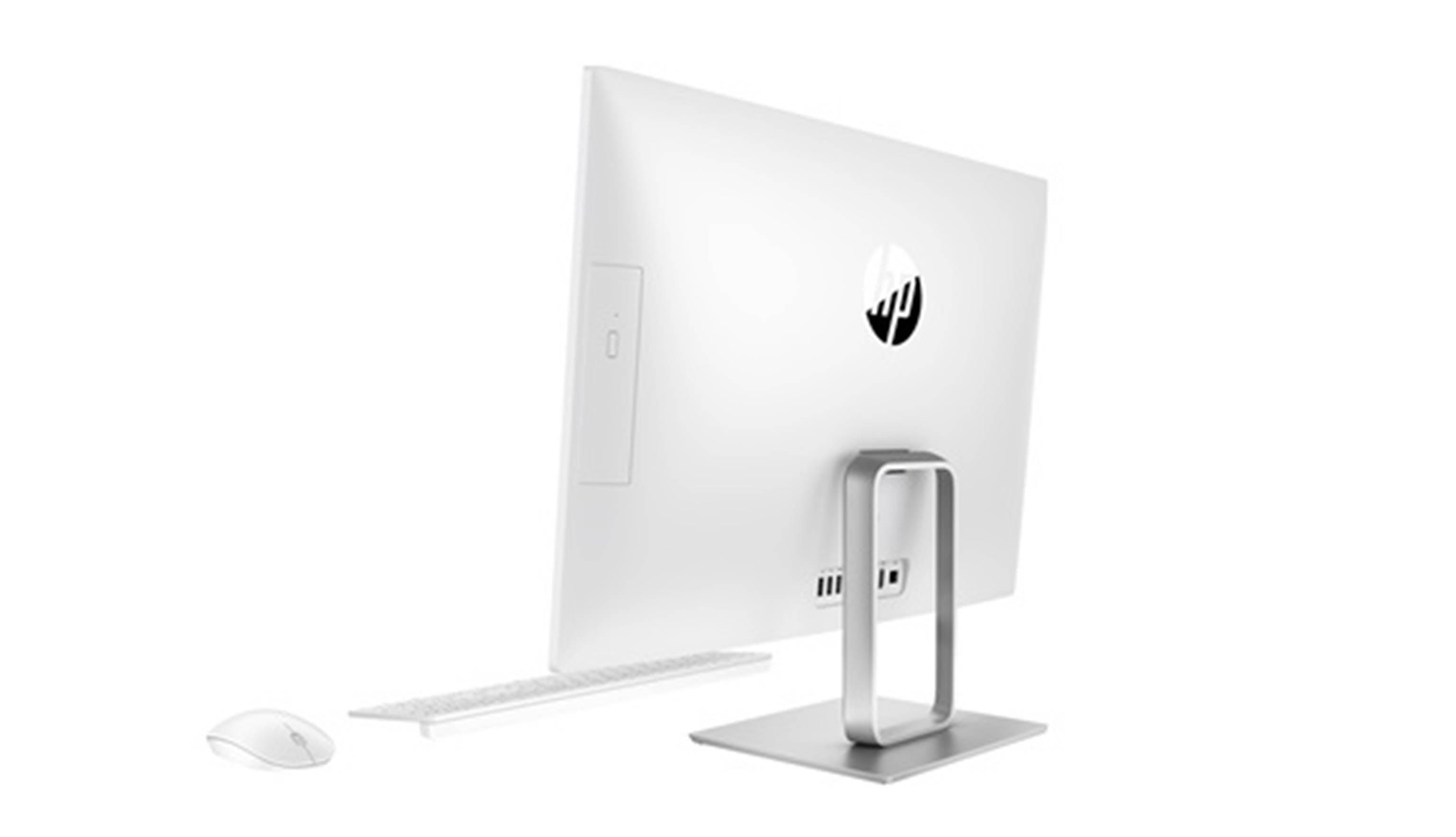 81922df8ecfe64 HP 24-R153D 4EA88AA Pavilion All-in-One 23.8 i5 8GB RAM Desktop PC ...