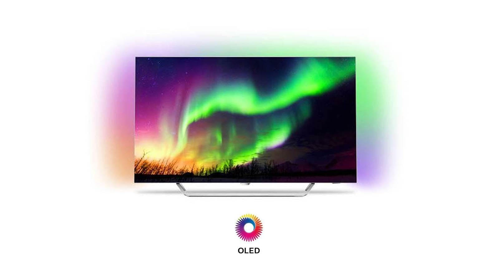 philips 55oled873 55 razor slim 4k oled smart tv harvey norman singapore. Black Bedroom Furniture Sets. Home Design Ideas