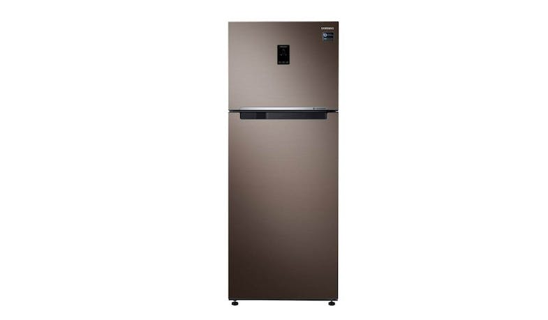 Samsung RT46K6237DX/SS (453 L) 2-Door Top Freezer Refrigerator (Front View)