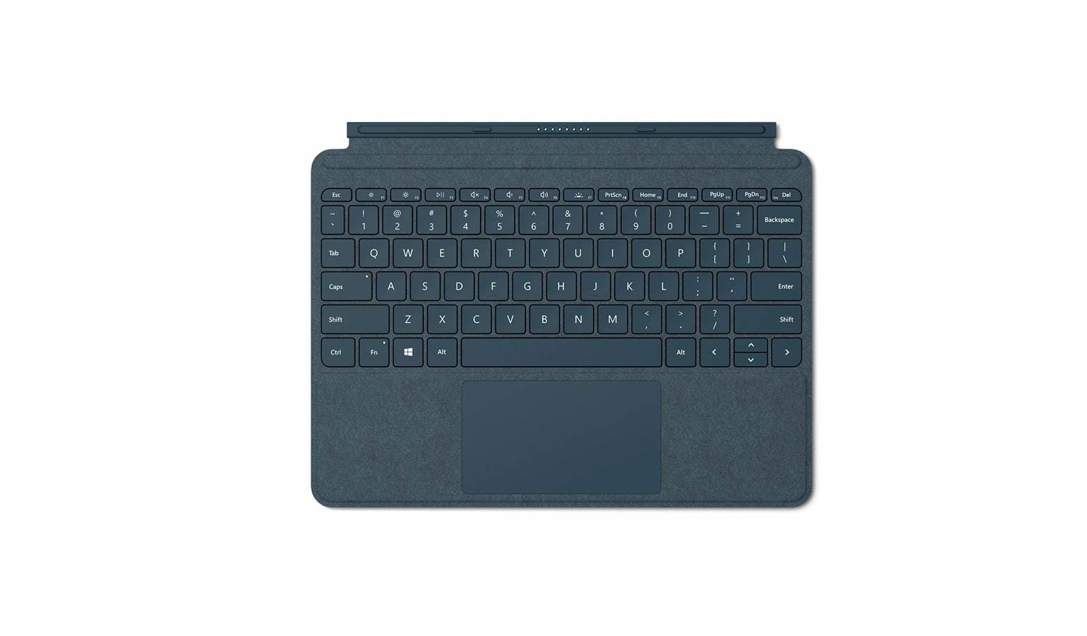 Microsoft Surface Go Type Cover Blue Harvey Norman