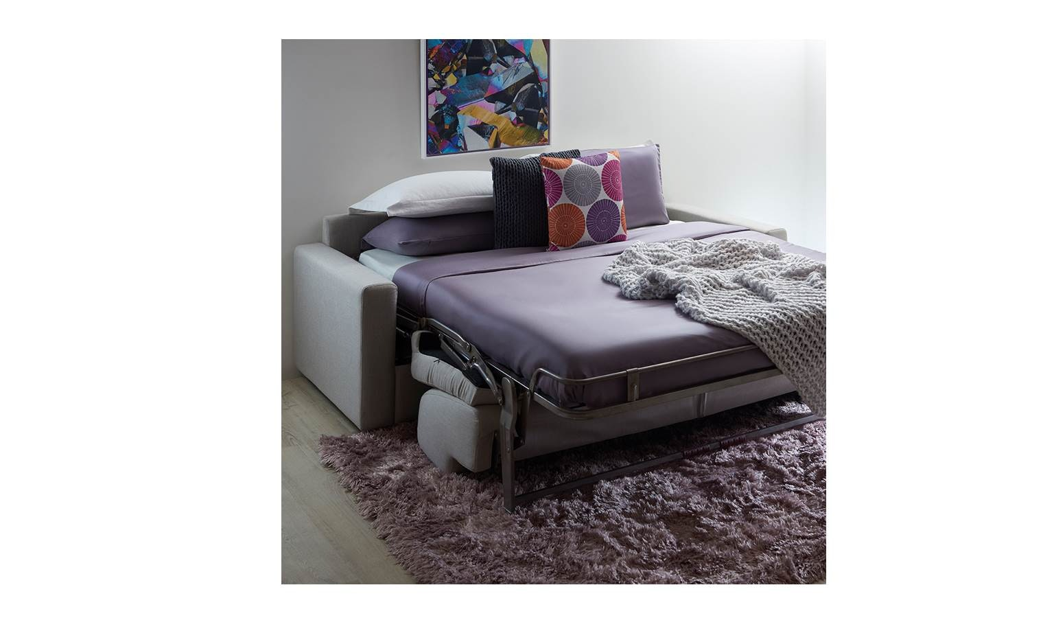 Space Orzo Sofa Bed Queen Size