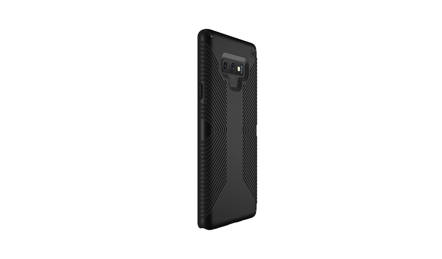 new arrivals 604df 17215 Speck Presidio Grip Galaxy Note 9 Case - Black/Black