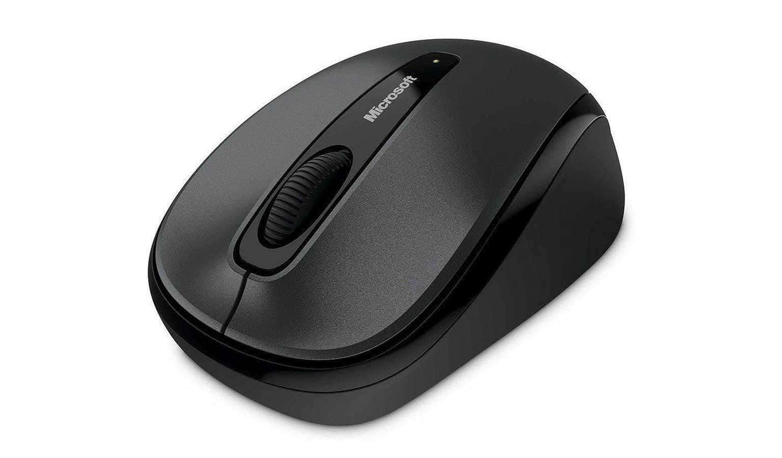 Microsoft 3500 Wireless Mobile Mouse - Grey