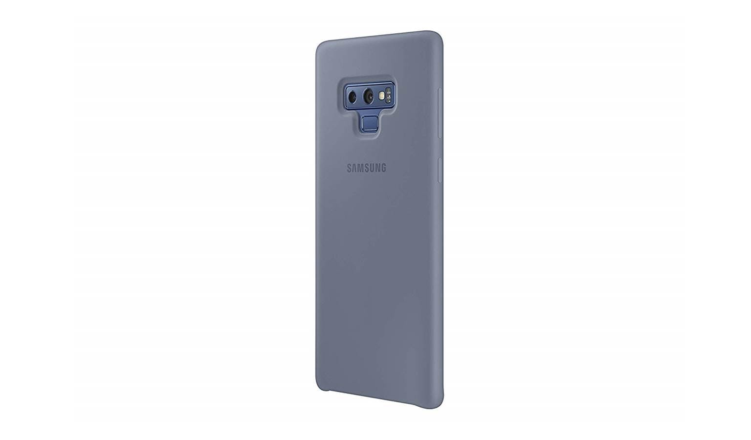 new style 905e9 bc55a Samsung Galaxy Note 9 Silicon Cover - Blue