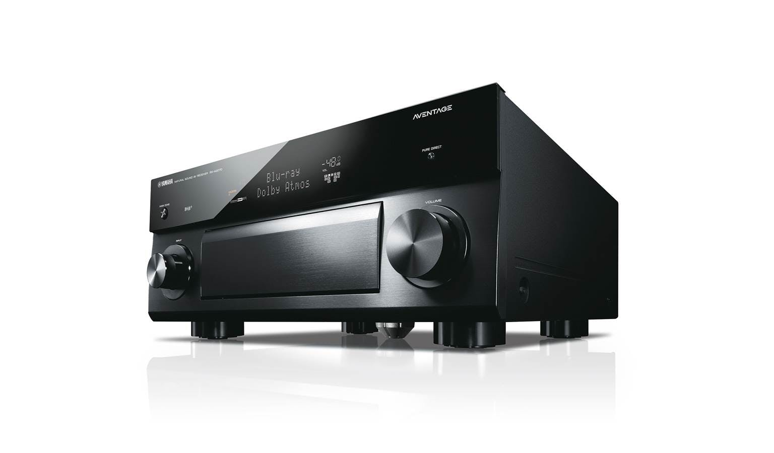 yamaha rx a2070 av receiver black harvey norman singapore. Black Bedroom Furniture Sets. Home Design Ideas