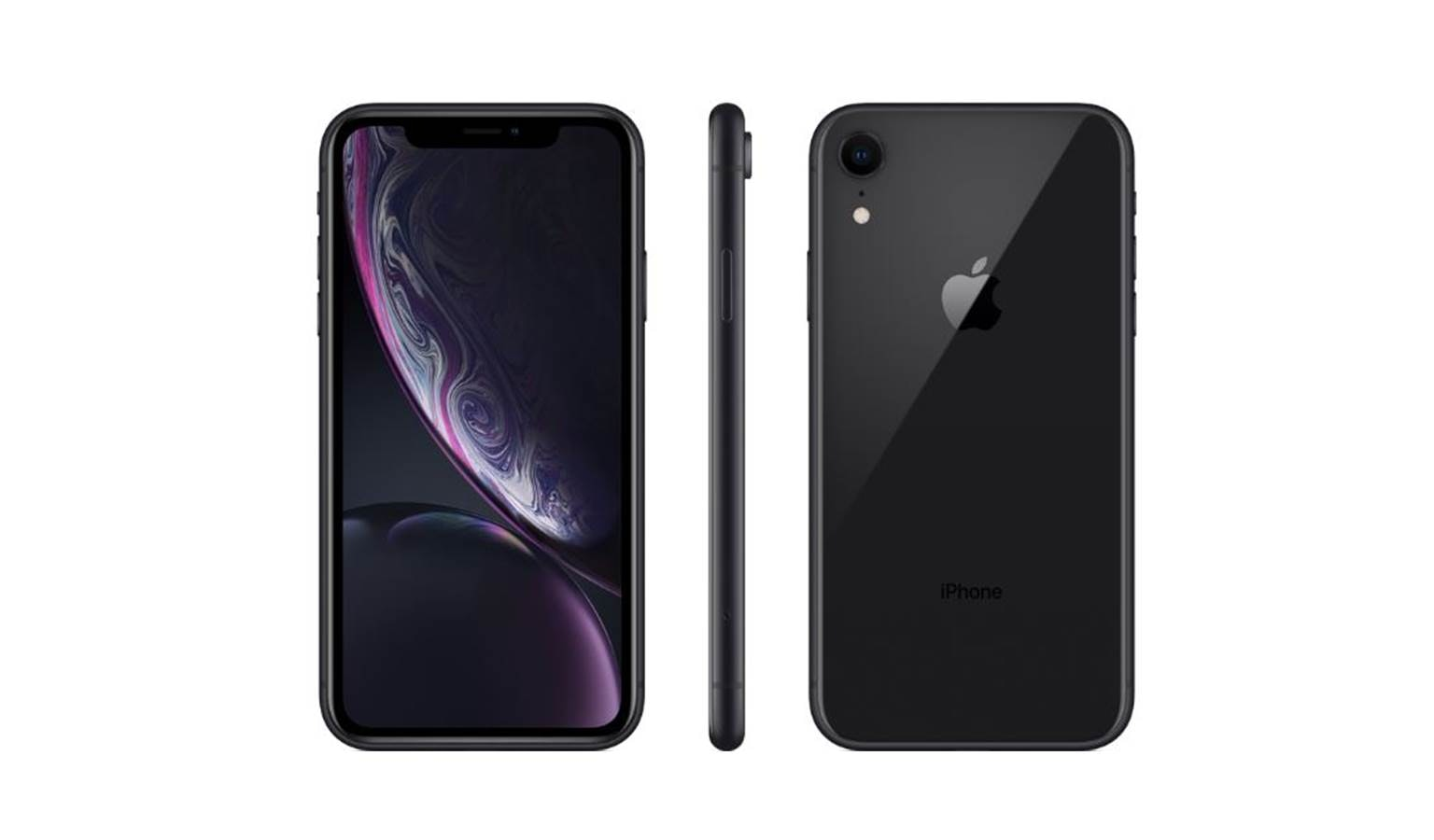 Apple Iphone Xr Mry92 128gb Black Harvey Norman