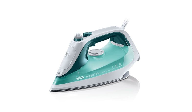 Braun SI-7042 TexStyle 7 Pro Steam Iron - Front