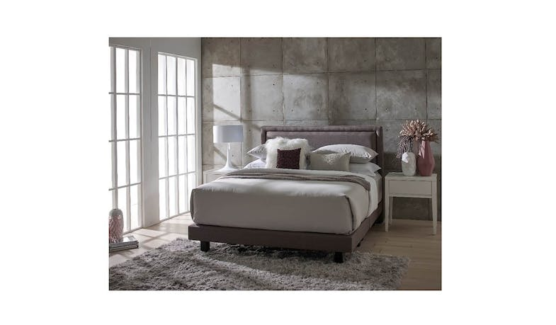 Bergen Bed Frame - Queen Size