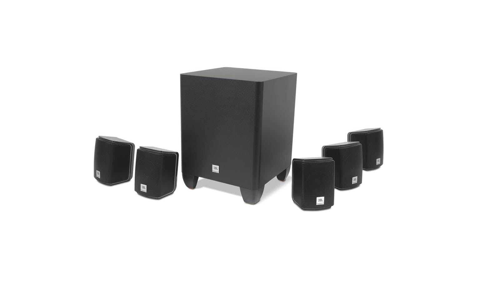 JBL Cinema 510 5 1 Channel Home Theater System