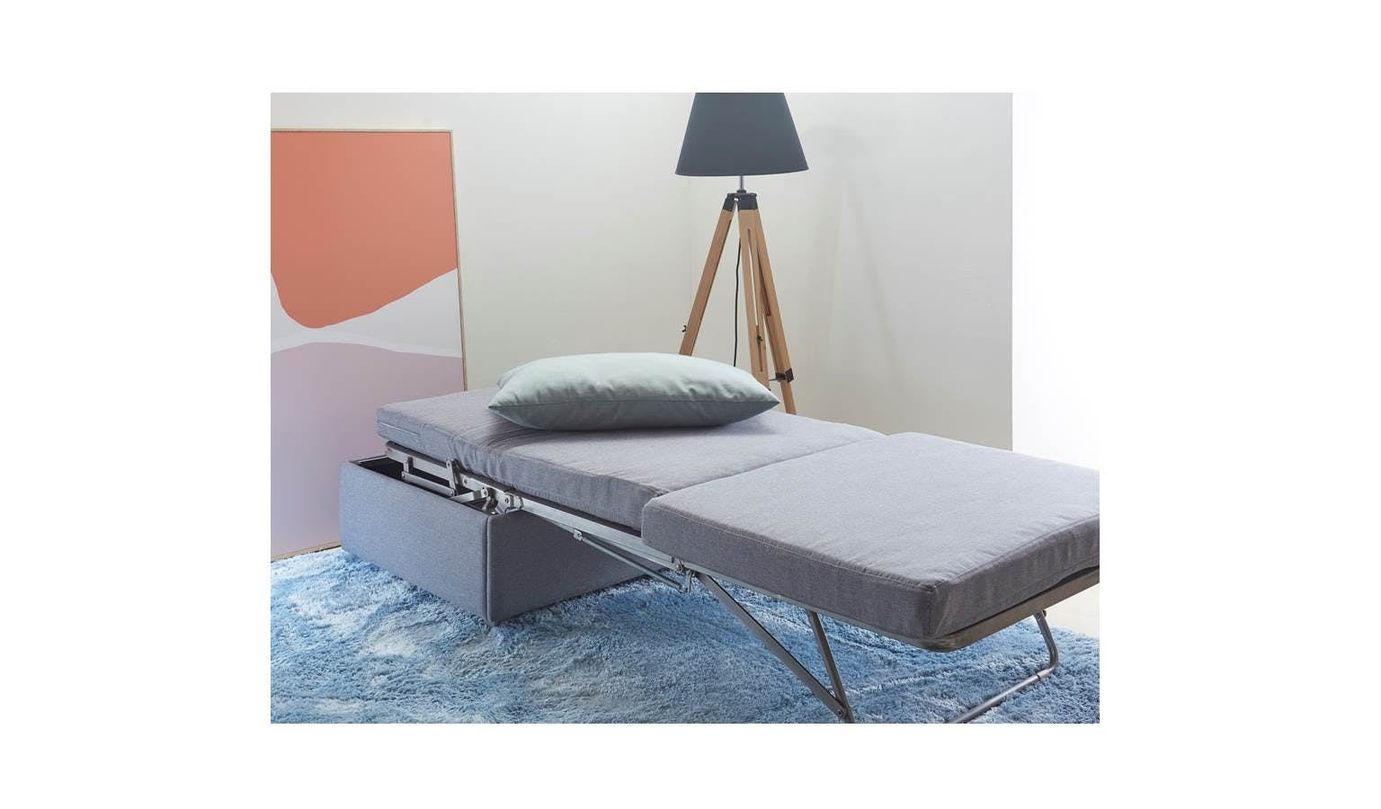 Orzo Ottoman Sofa Bed Harvey Norman Singapore