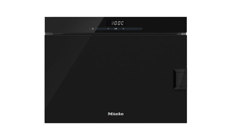 Miele DG6010 24L Countertop Steam Oven - Obsidian Black