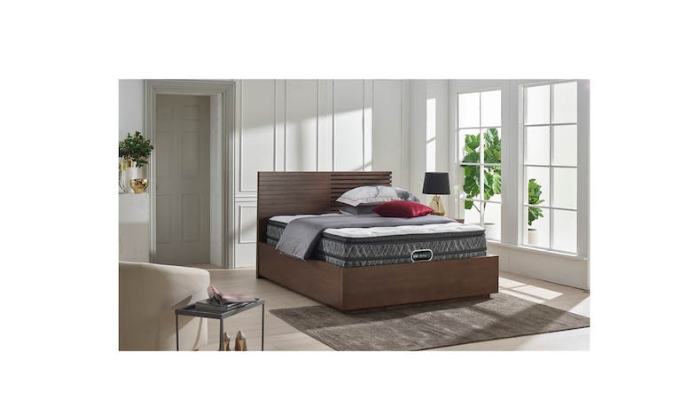 Simmons Beautyrest Affinity Affluence Original Coil Mattress - Queen Size