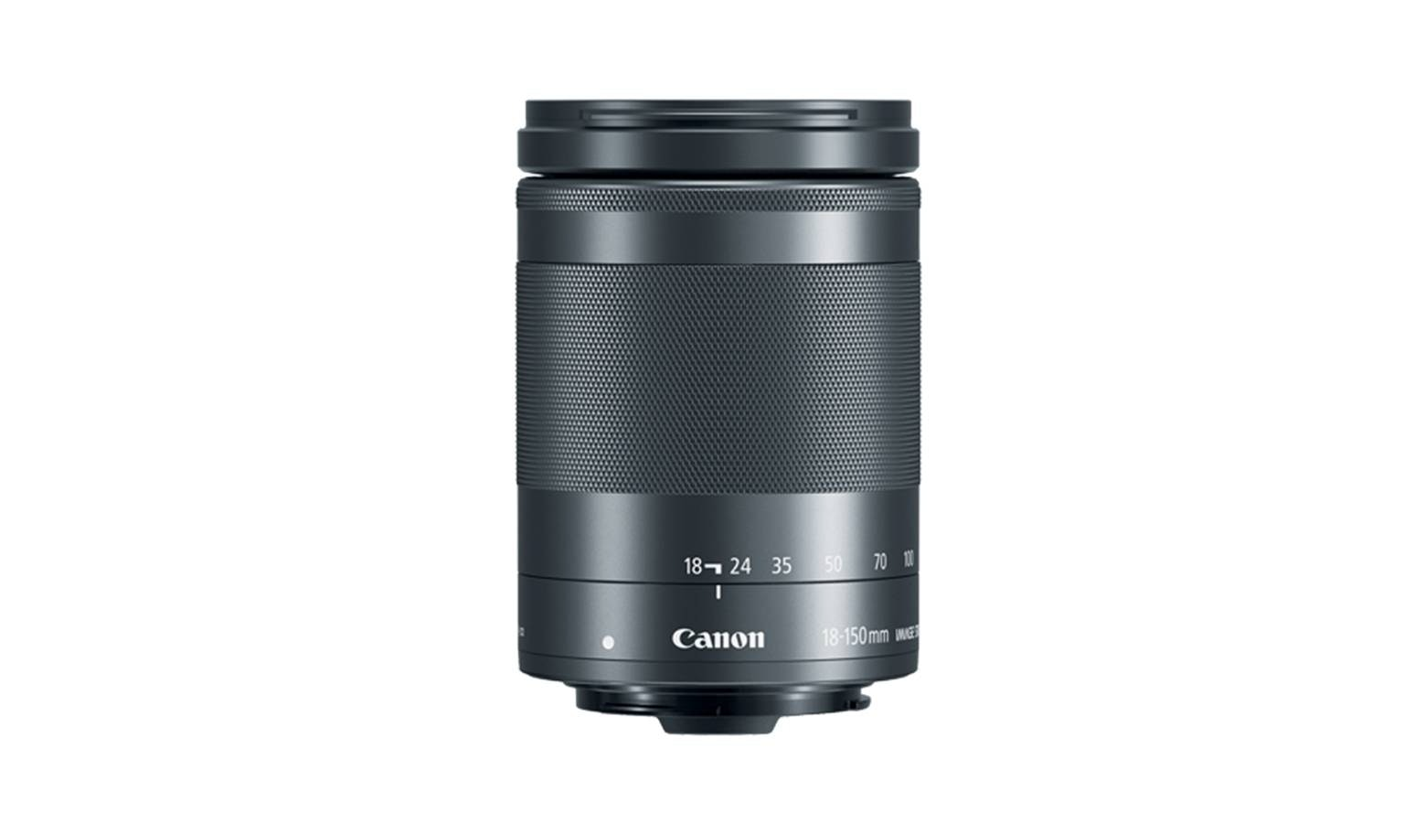 Canon EF-M 18-150 f/3.5-6.3 IS STM Lens (Overview)