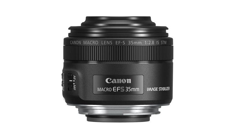 Canon EF-S 35 f/2.8 Macro IS STM Camera Lens (Overview)