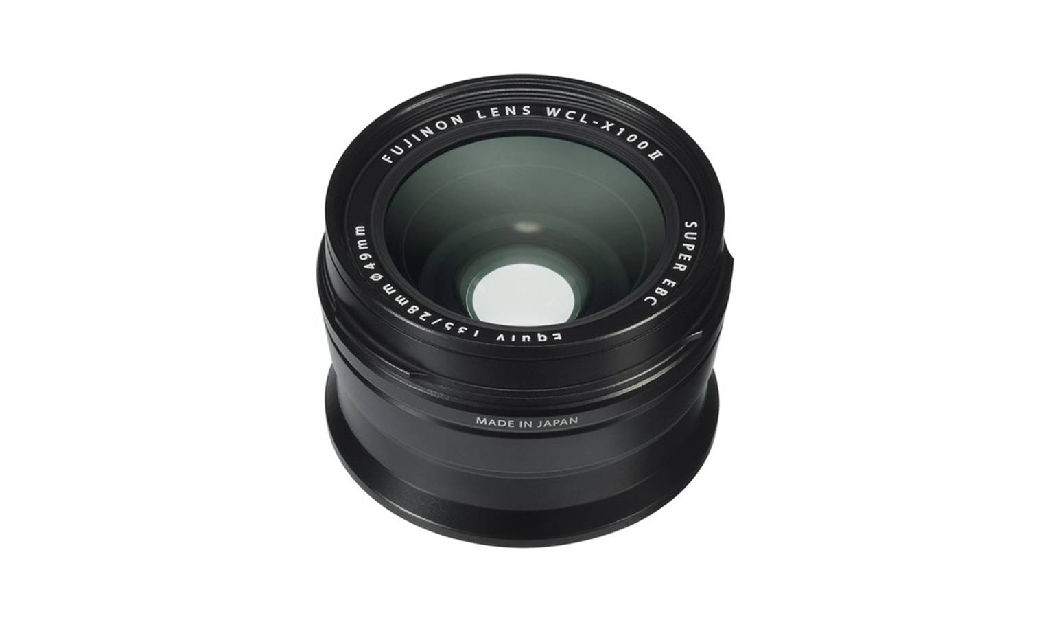 Fujifilm WCL-X100 II Wide Conversion Camera Lens