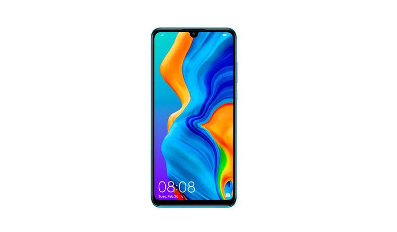 Huawei P30 Lite_Front(Blue)