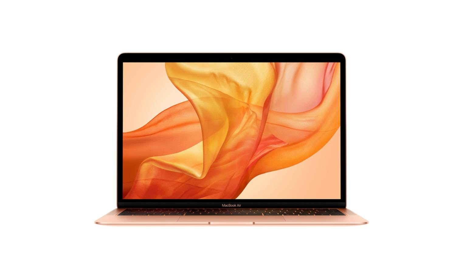"Apple MREE2ZP/A Macbook Air 13.3"" i5 128GB - Gold - 01"