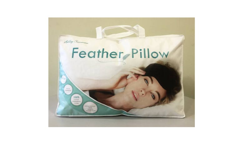 Ashley Summers Down and Feather Pillow