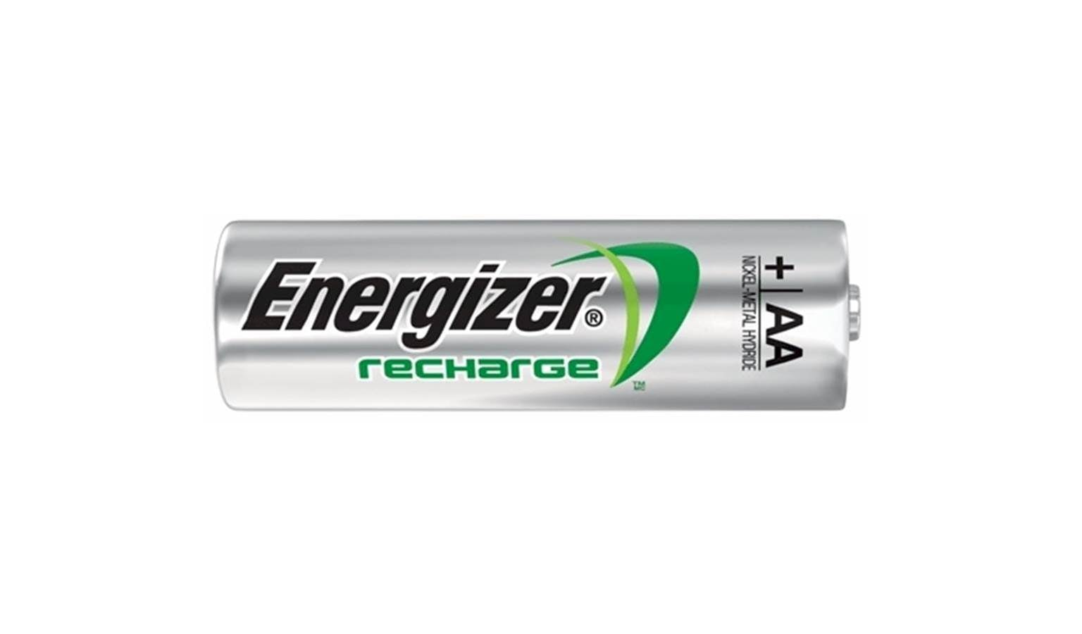 Energizer NH15 2000mAh 4-pcs AA Rechargeable Batteries
