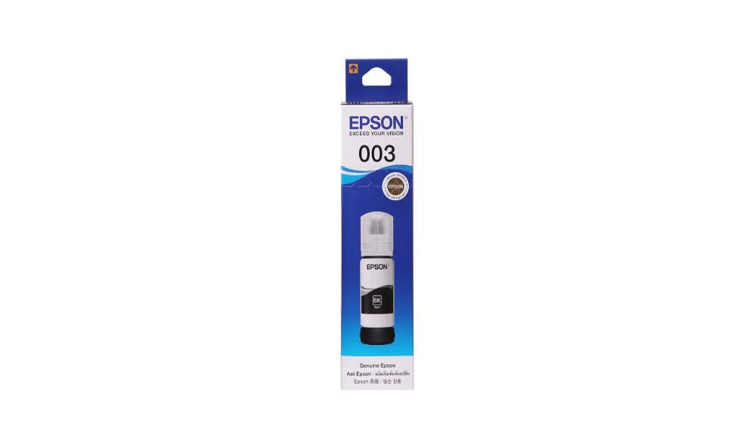 Epson C13T00V100 Ink Bottle - Black