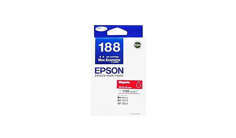 Epson T188390 Ink Cartridge - Magenta - 01