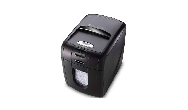 GBC Auto+ 130M Shredder - Black - 01