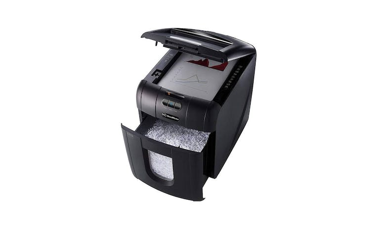 GBC Auto+ 130M Shredder - Black - 02