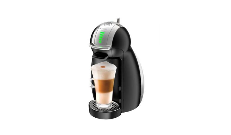 Nescafe Dolce Gusto Genio 2 Coffee Maker (Matte Black)