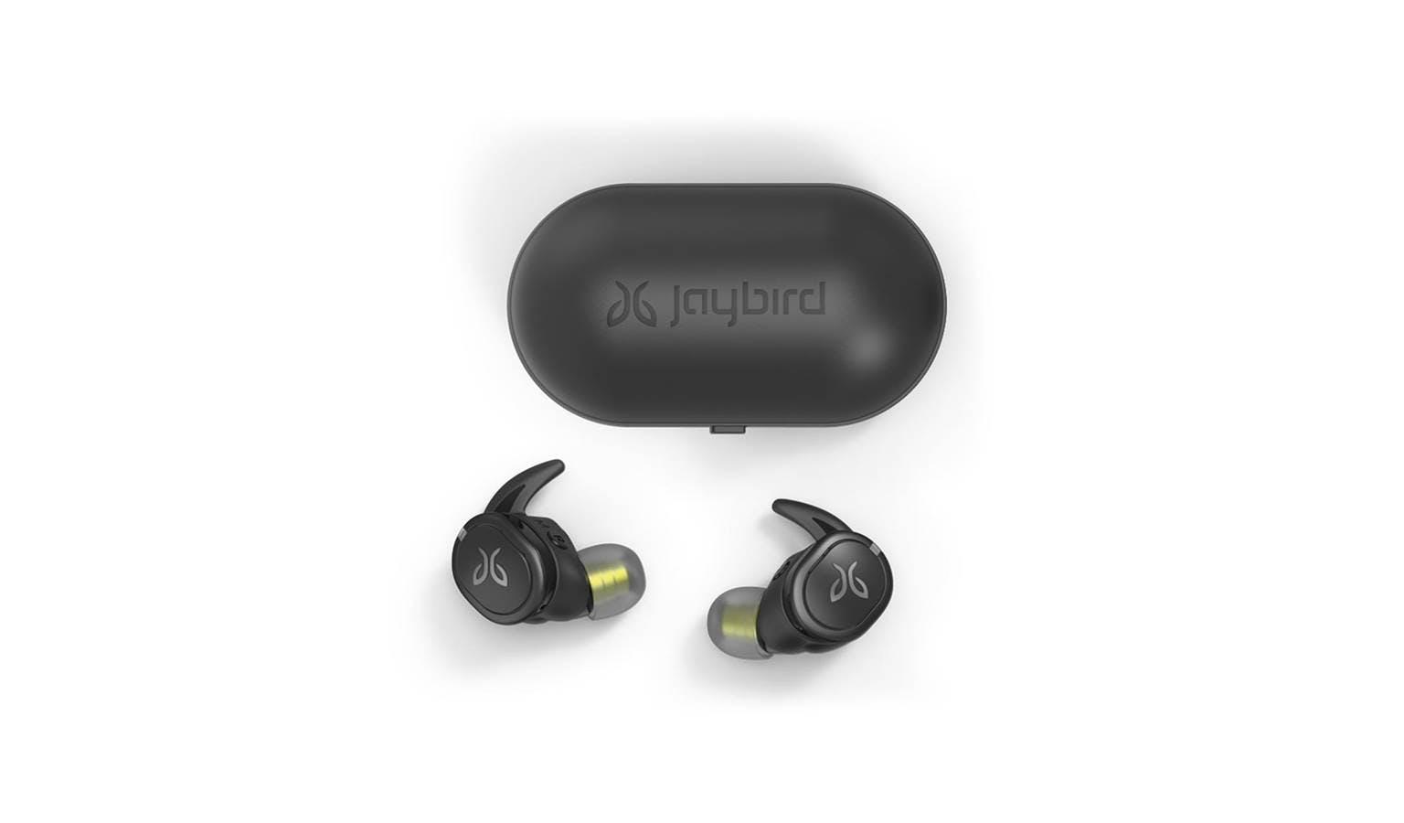 d22cff08e3a Jaybird RUN XT True Wireless Sport Headphones - Black-Flash | Harvey Norman  Singapore