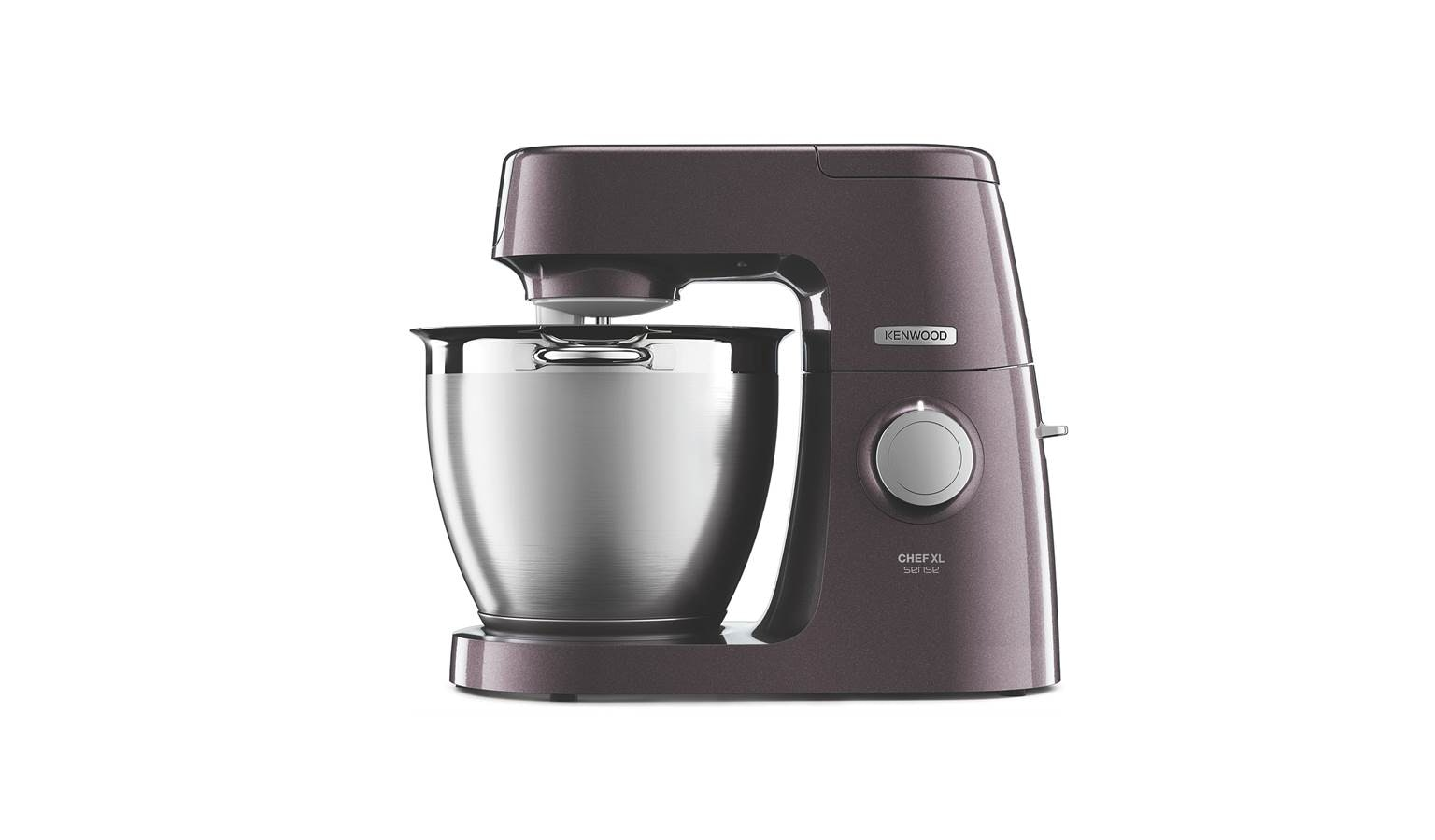 Kenwood KQL6300 Chef XL Sense Kitchen Machine - Zinc
