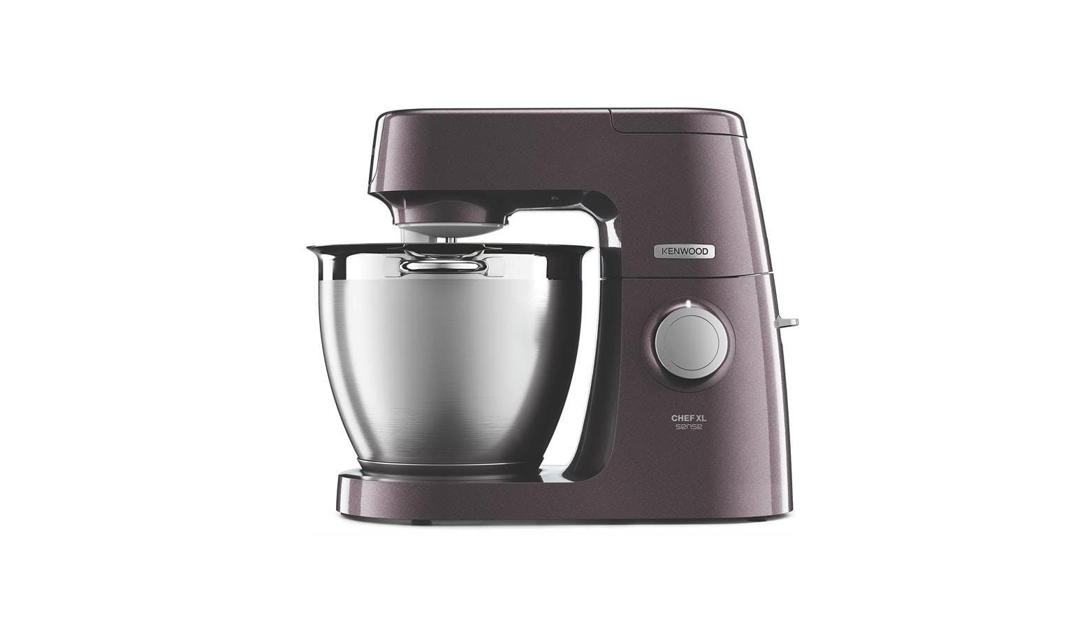 Kenwood Kql6300 Chef Xl Sense Kitchen Machine Zinc