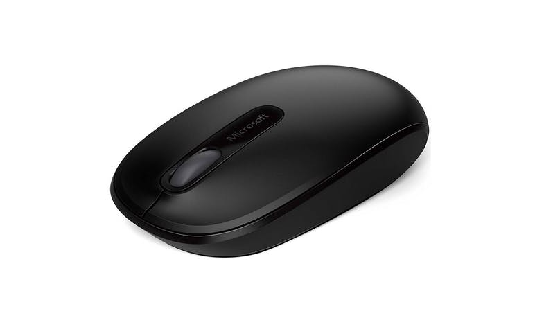 Microsoft U7Z-00005 Wireless Mobile Mouse  - Black-01
