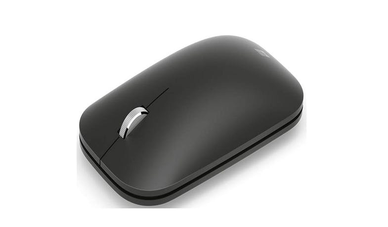 Microsoft KTF-00005 Mobile Bluetooth Mouse - Black-01