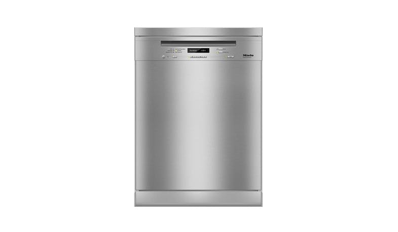 Miele G 6730 SC 6.5L Freestanding dishwasher - Clean Steel-01