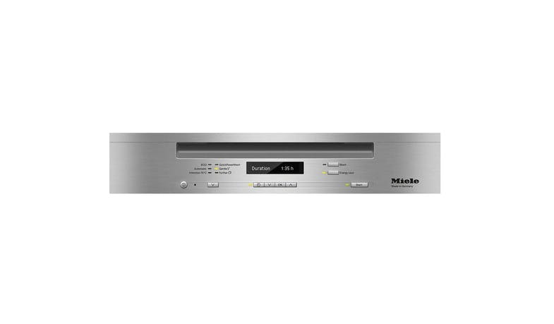 Miele G 6730 SC Freestanding Dishwasher - Clean Steel -02