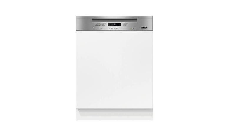 Miele G 6620 SCi Semi-integrated Dishwasher - Clean Steel - 01