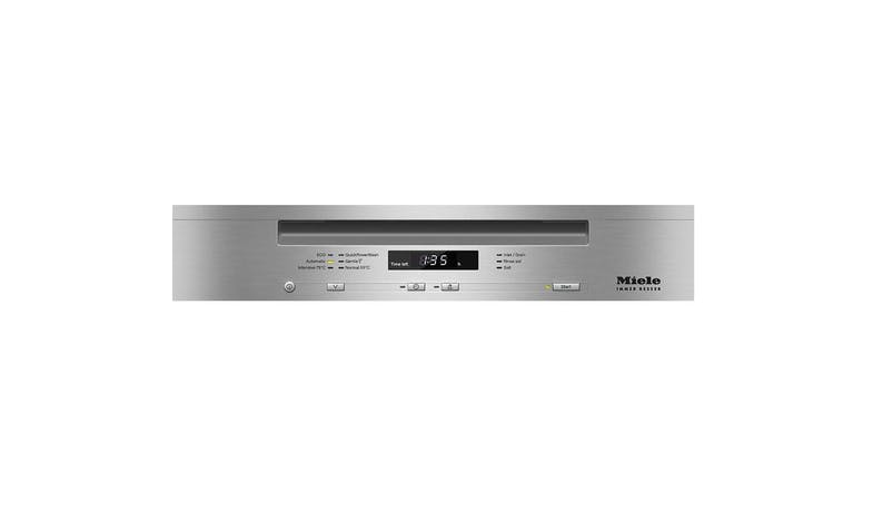 Miele G 6620 SCi Semi-integrated Dishwasher - Clean Steel - 02