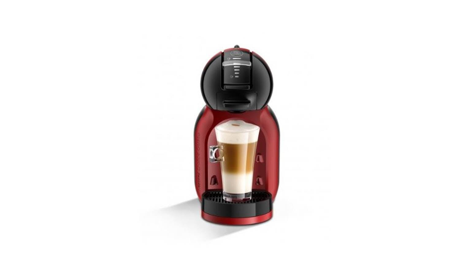 krups dolce gusto mini me coffee machine cherry black. Black Bedroom Furniture Sets. Home Design Ideas