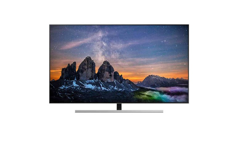 "Samsung Q80R 55""QLED 4K Smart TV - Black-01"