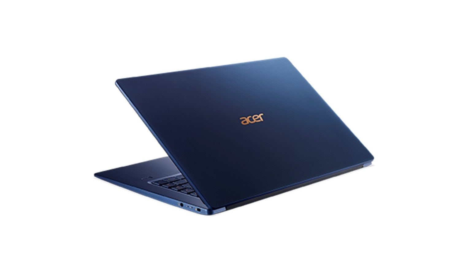 Acer Swift 5 SF515-51T-540M i5-8265U W10 FHD Laptop - Blue 01