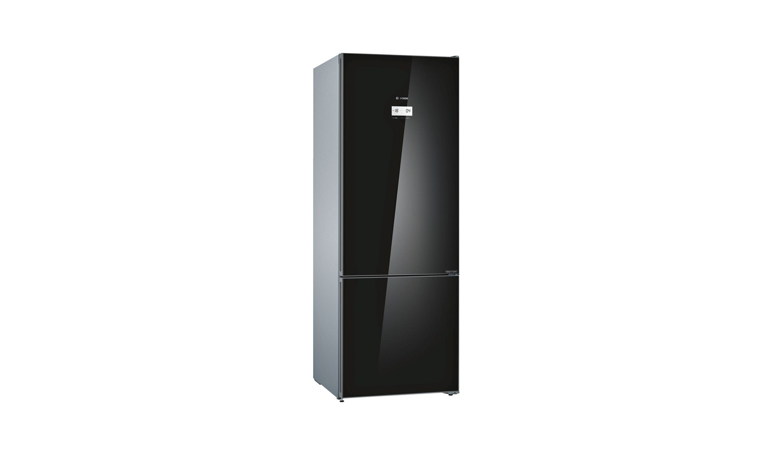 Bosch Series6  Vario Inverter 559L Bottom Freezer Fridge - Glass Black-01