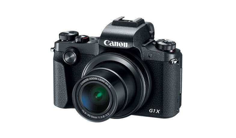 Canon Power Shot G1 X Mark III - Black 01