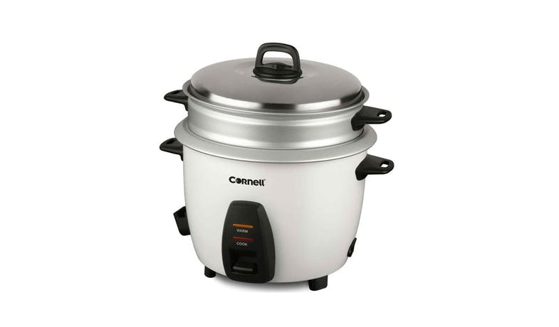 Cornell CRC-CS182ST Conventional Rice Cooker (1.8L)-01