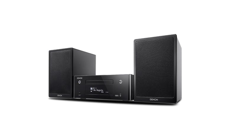 Denon CEOL N9 Wireless Music System - Black