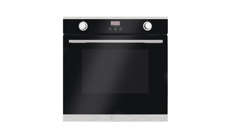 EF BOAE86A 60cm Multi-Function Oven - Stainless Steel-01