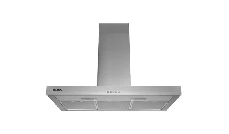 Elba F53 H90 Built in Chimney Hood - Stainless Steel-01
