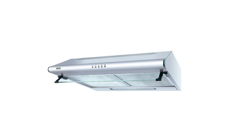 EuropAce ECH5141S 90cm Built in Slim Hood - Stainless Steel-01