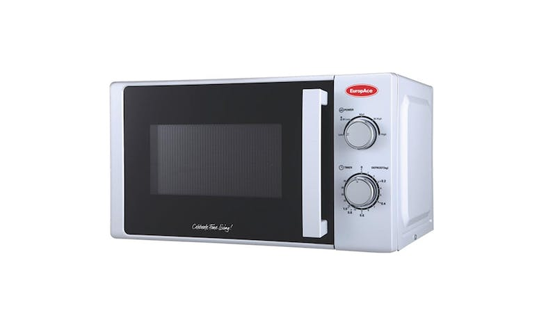 EuropAce EMW1201S 20L Microwave Oven - White-01