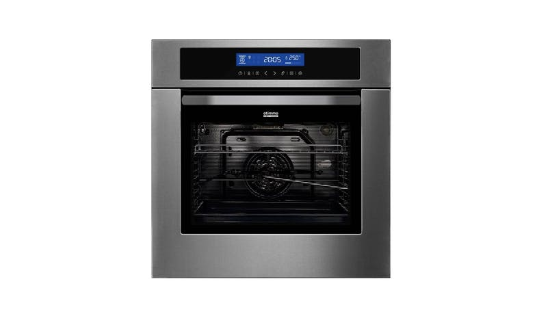 EuropAce Otimmo EBO3701 70L Built-In Electric Oven - Stainless Steel-01